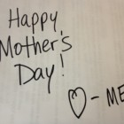 When I Was Your Man (Mother's Day)