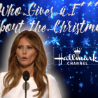 Melania Stars on Hallmark's Countdown to Christmas