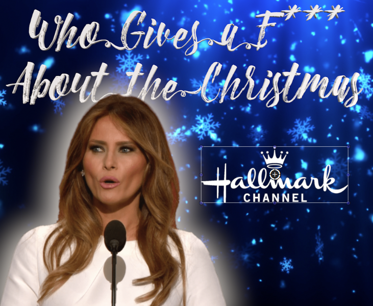 Melania Countdown to Christmas